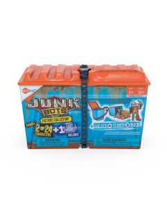JUNKBOTS Factory Collection: Alley Dumpster