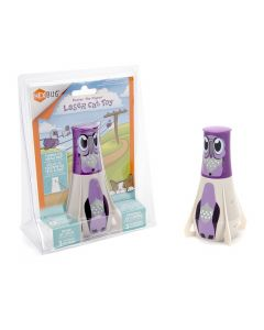 HEXBUG Cat Toy Beacon - Pester the Pigeon