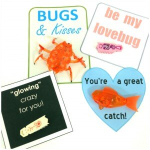 HEXBUG VALENTINES FOR ALL OUR DIY FANS