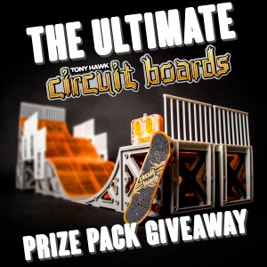 The Ultimate Circuit Boards Prize Pack Giveaway