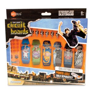 Free Tony Hawk Circuit Boards Collector Series with any purchase of $25 or more!