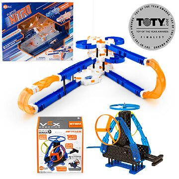 TOTY Finalists - Zip Flyer and nano Nitro Slingshot