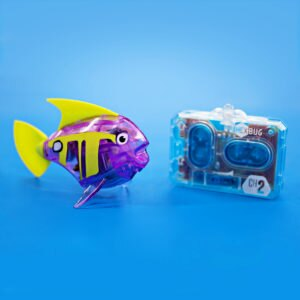 Creature Feature: HEXBUG AquaBot Remote Control Angelfish