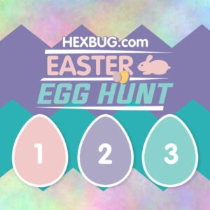 HEXBUG.com Easter Egg Hunt