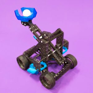 Robo Roundup: VEX Robotics Catapult by HEXBUG