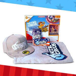 HEXBUG Nitro Circus Giveaway with Autographed Items by Travis Pastrana
