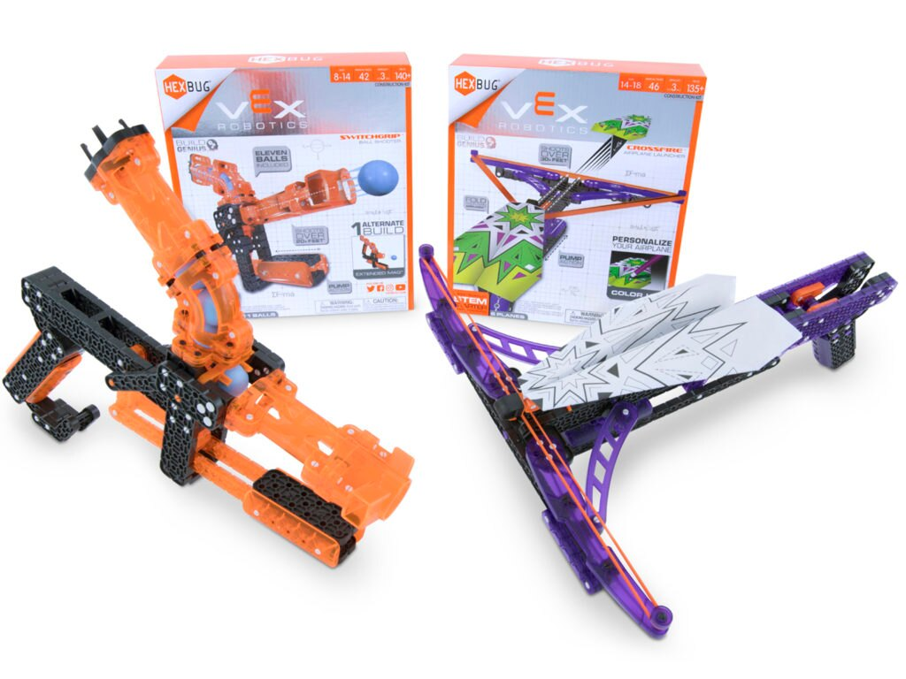 HEXBUG VEX Robotics Snap into STEM!