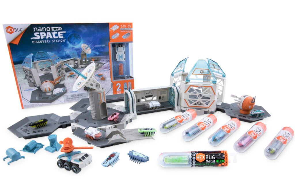 HEXBUG nano Space Zero Gravity Gifts!