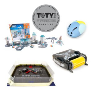 HEXBUG Receives 4 Toy of the Year Finalist Nominations