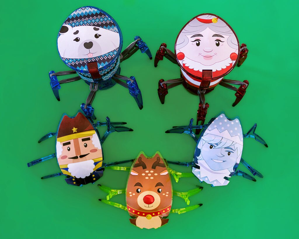 HEXBUG DIY Holiday Series 2