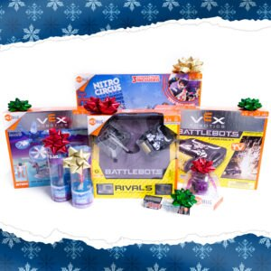 HEXBUG Spirit of Giving Giveaway
