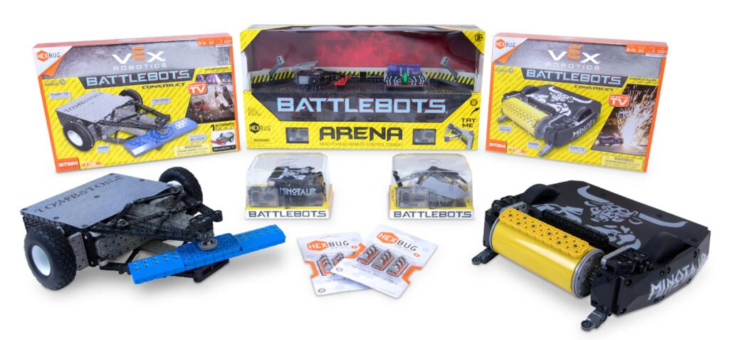 I'm Dreaming of a BattleBots Christmas