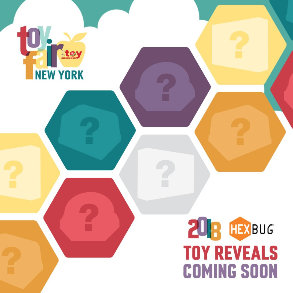 hexhub blog hexbug new york toy fair 2018 reveals coming soon
