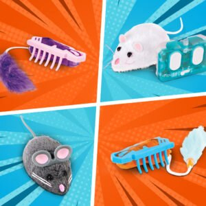 The HEXBUG Cat Toy Rundown: Which Toy is Perfect for Your Pet?