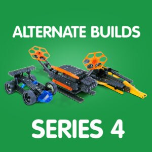 VEX Robotics Alternate Builds Series 4
