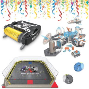 Buy 1 Get 1 35% Off All TOTY (Toy of the Year) HEXBUG Finalists!