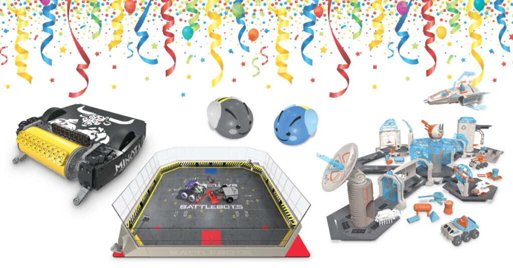 TOTY (Toy of the Year) Finalists
