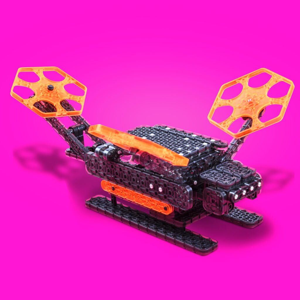VEX Robotics Dragonfly Build