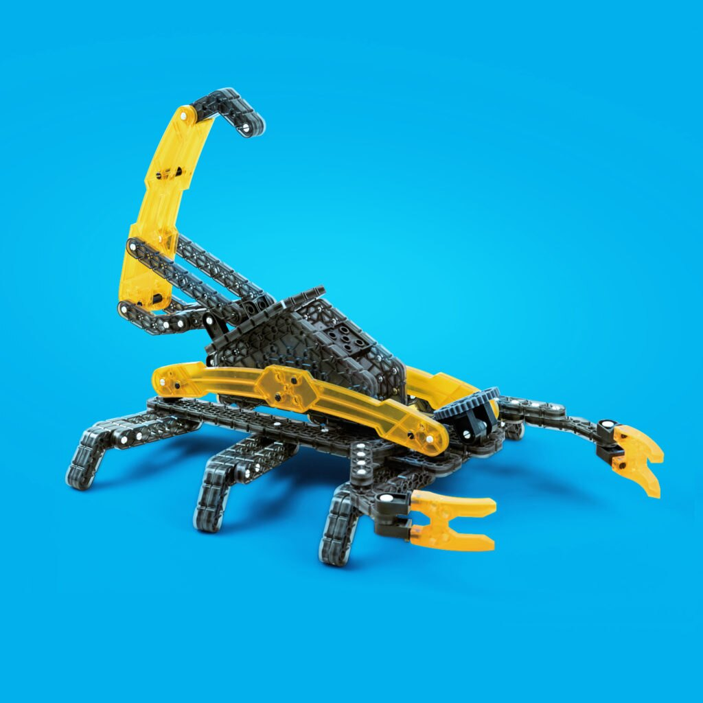 VEX Robotics Scorpion Build