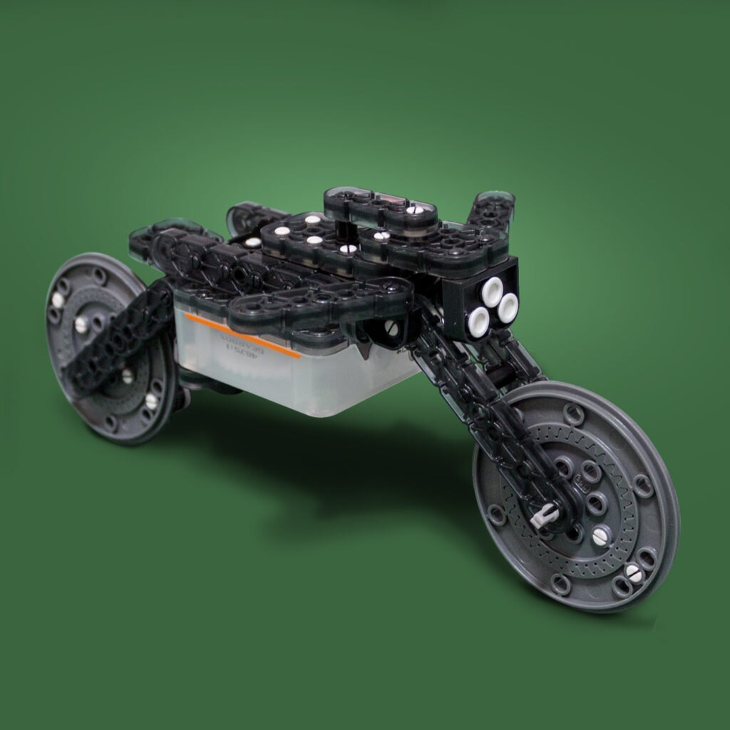 VEX Robotics Street Bike Build