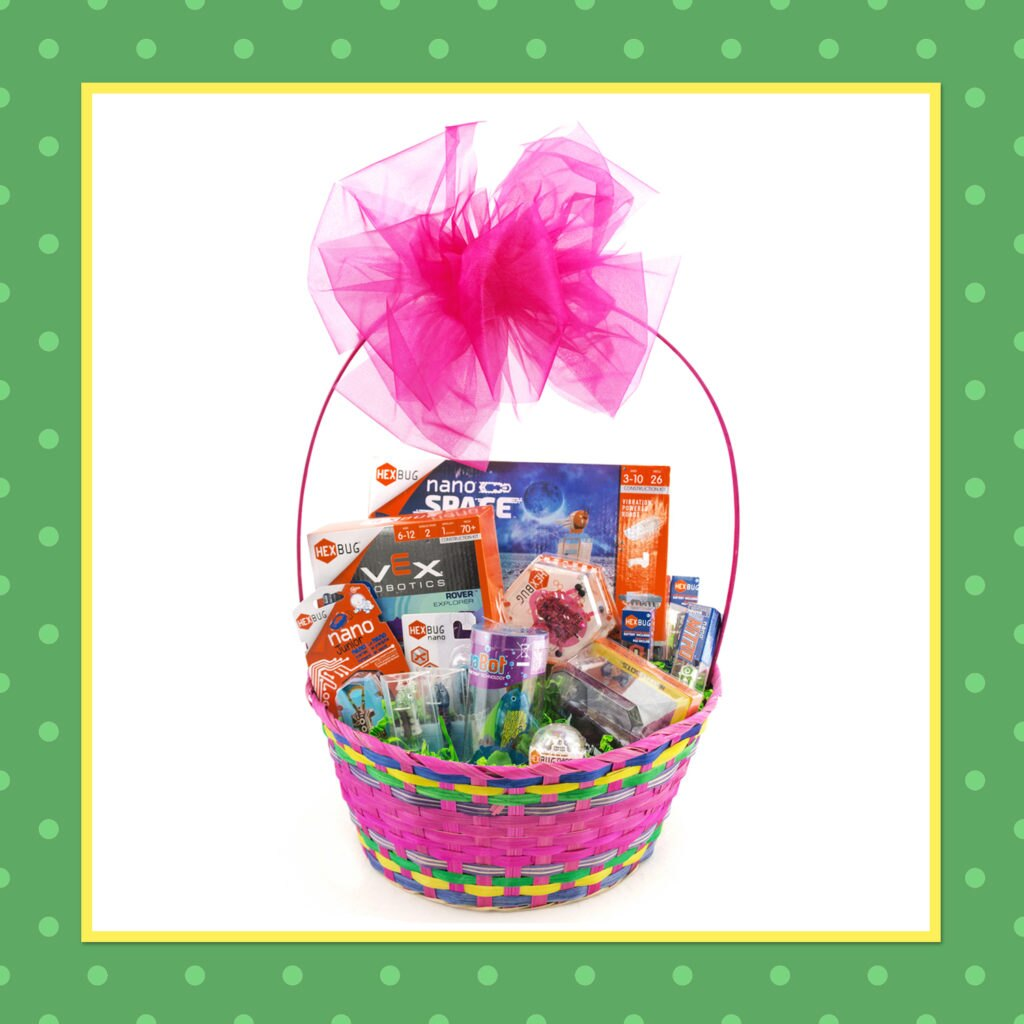 HEXBUG Grand Prize Easter Basket