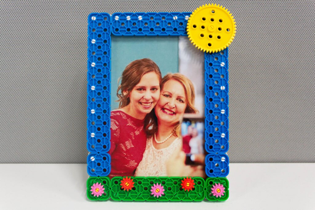 Customize your frame