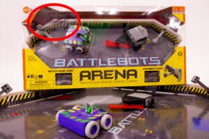 FREE Autographed BattleBots Arena Giveaway