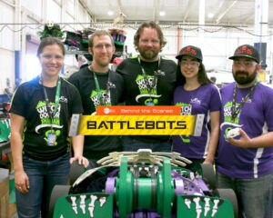 More BattleBots Toys, & Behind the Scenes – Ep 1 (2018)