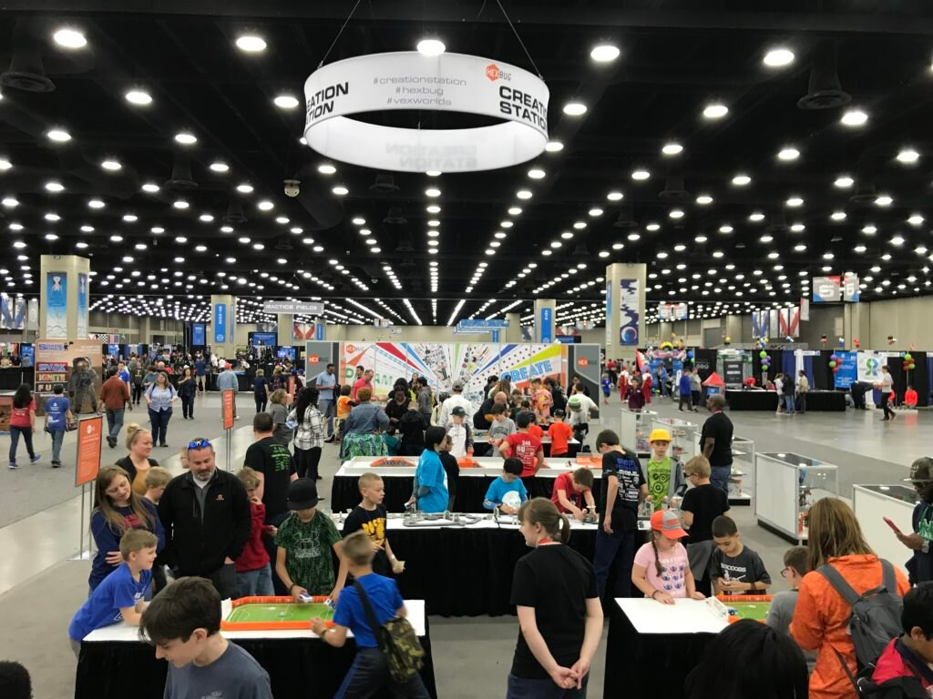 Creation Station Booth