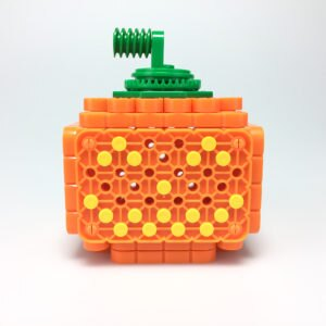 #HEXDIY Jack-O-Lantern Using VEX Pieces STEM Activity for Kids