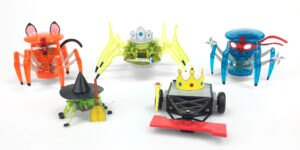 HEXBUG DIY Printable Halloween Costumes for your HEXBUG