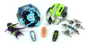 Build, Learn, Repeat. Three HEXBUG Toys that Teach.