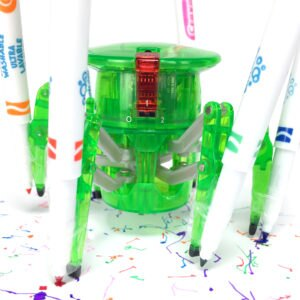 HEXBUG DIY Coloring Spider Activity for Kids