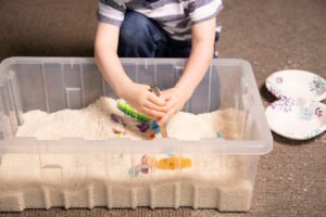 Easy DIY Sensory Play Your Toddler Will Love